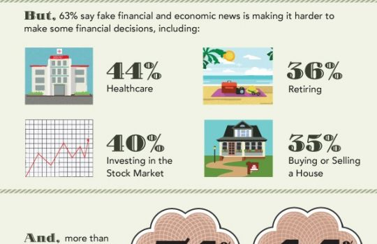Fake Financial News Affection Decision Making